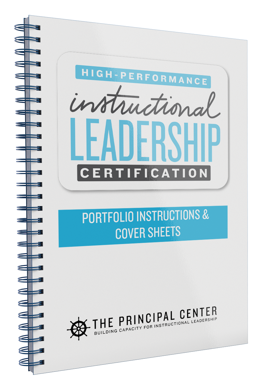 High performance instructional leadership certification new who 1betcityfo Choice Image