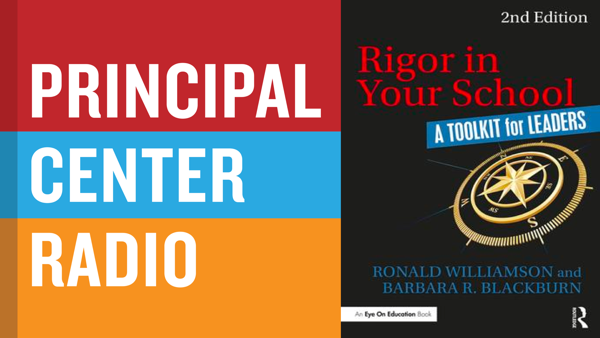 Barbara Blackburn—Rigor In Your School: A Toolkit for Leaders