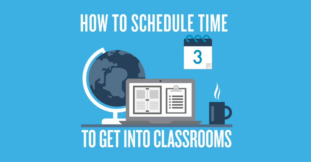 How To Schedule Time To Get Into Classrooms The Principal Center
