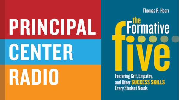 Resources On Fostering Grit >> Tom Hoerr The Formative Five Fostering Grit Empathy And Other